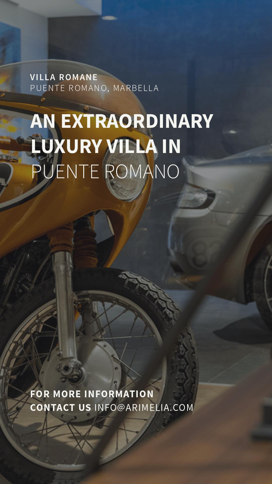 An extraordinary Luxury Villa in Puente romano Rentals Story Template