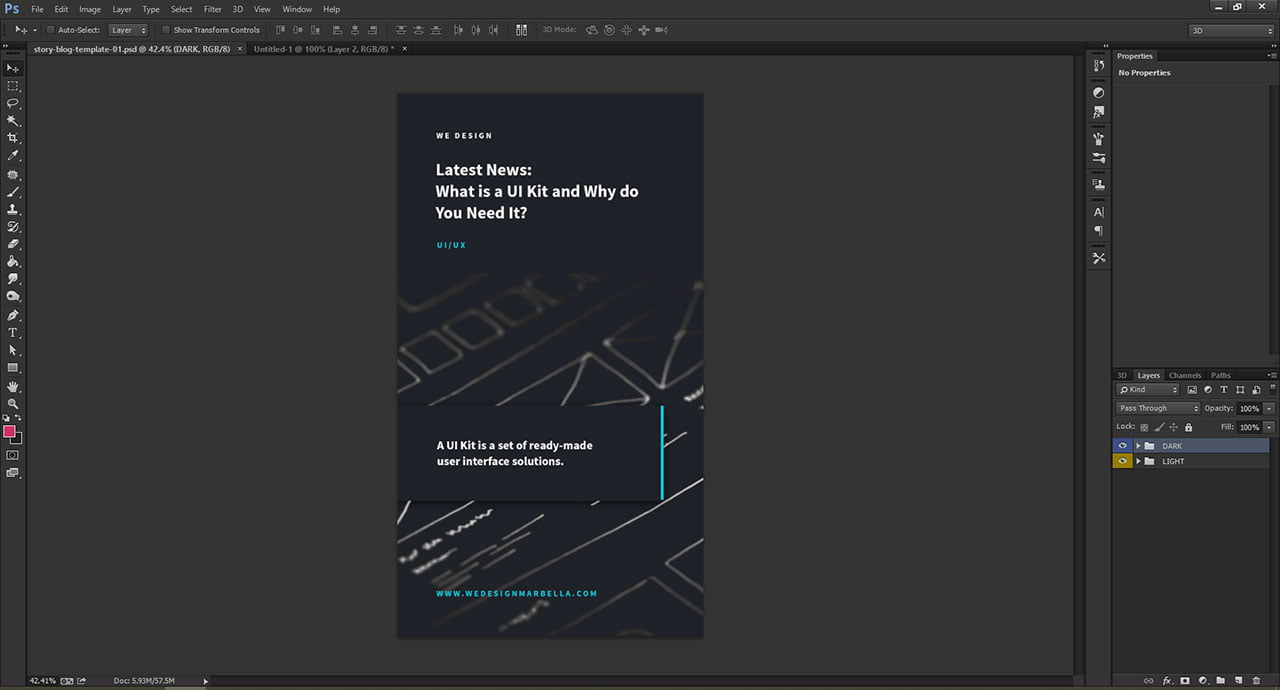 story blog template 01 preview dark 1