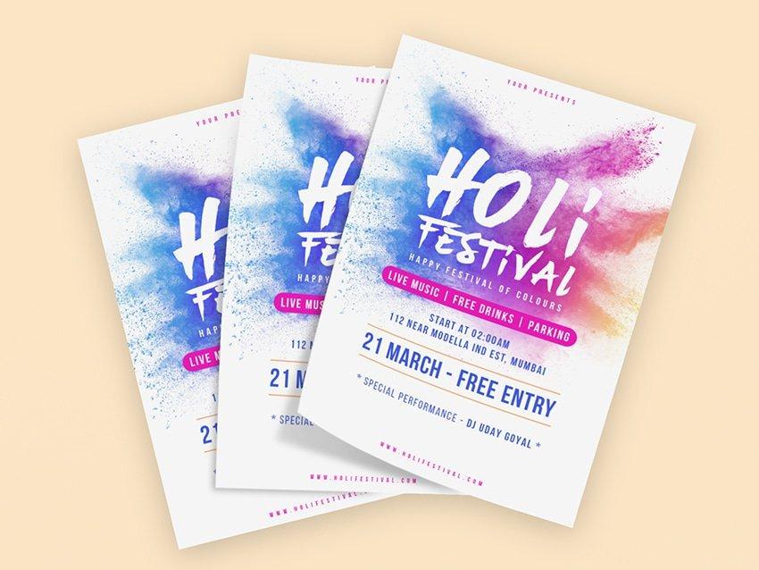 How to Make Festival Flyer