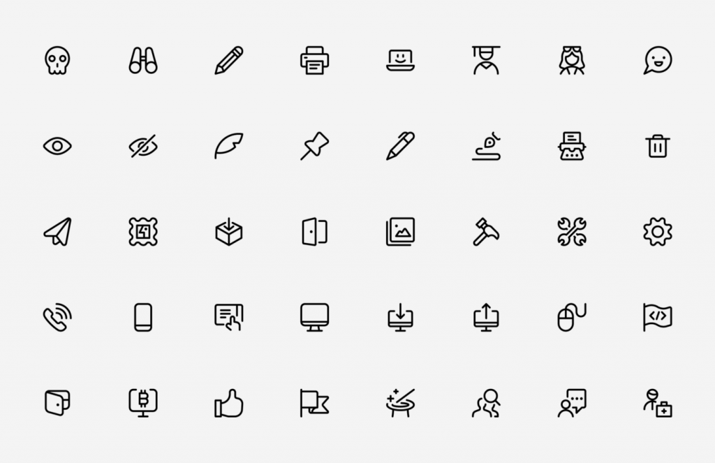 Font Awesome Web Application Icons